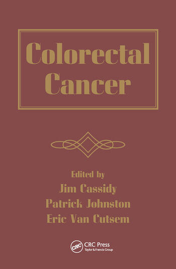 Colorectal Cancer book cover
