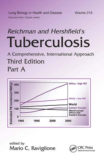 Reichman and Hershfield's Tuberculosis A Comprehensive, International Approach book cover