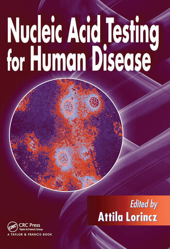 Nucleic Acid Testing for Human Disease book cover