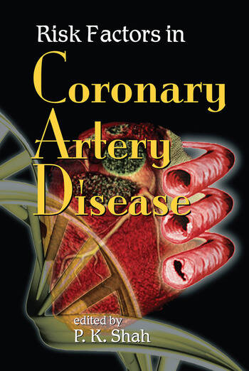Risk Factors in Coronary Artery Disease book cover