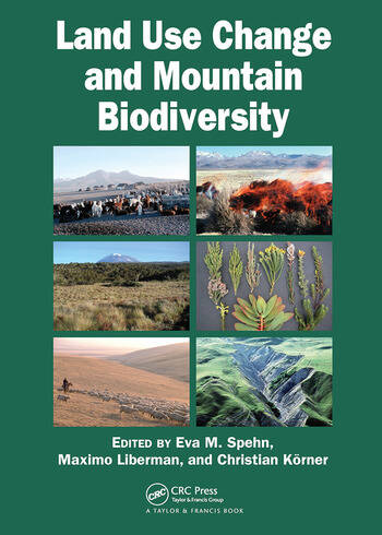 Land Use Change and Mountain Biodiversity book cover