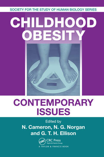 Childhood Obesity Contemporary Issues book cover