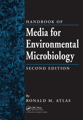 Handbook of Media for Environmental Microbiology book cover
