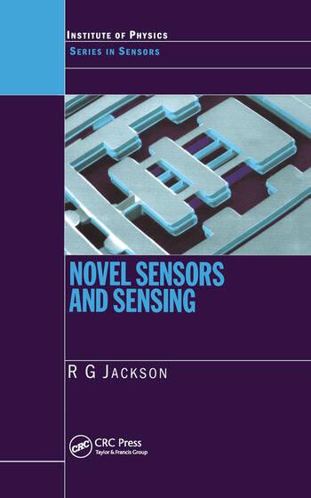 Novel Sensors and Sensing - CRC Press Book