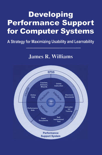 Developing Performance Support for Computer Systems A Strategy for Maximizing Usability and Learnability book cover
