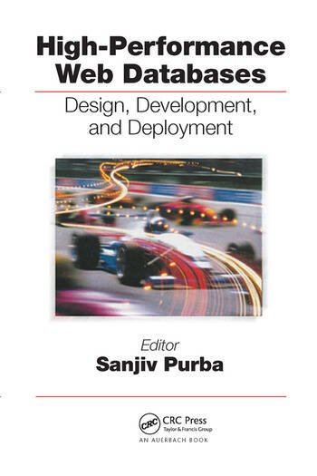 High-Performance Web Databases Design, Development, and Deployment book cover