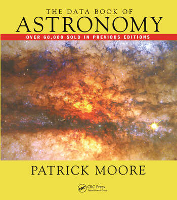 The Data Book of Astronomy book cover