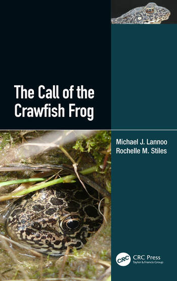 The Call of the Crawfish Frog book cover