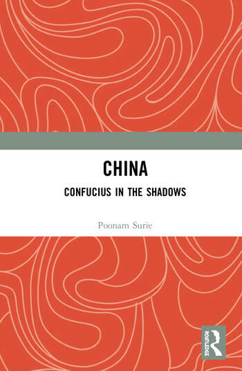 China Confucius in the Shadows book cover