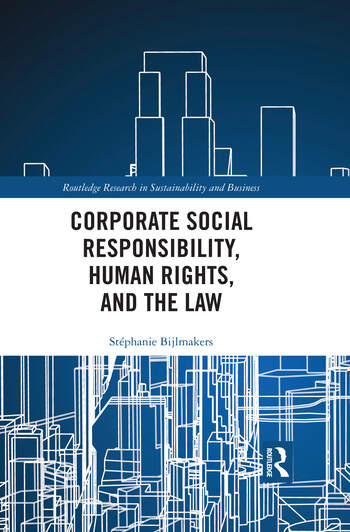 Corporate Social Responsibility, Human Rights and the Law book cover