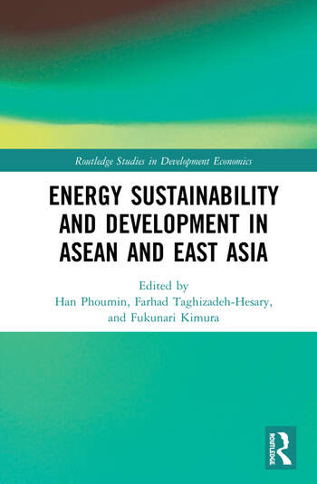 Energy Sustainability and Development in ASEAN and East Asia book cover