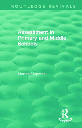 Assessment in Primary and Middle Schools book cover