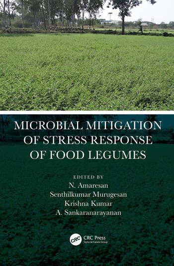 Microbial Mitigation of Stress Response of Food Legumes book cover