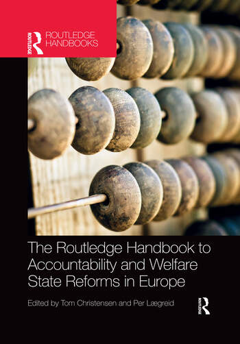 The Routledge Handbook to Accountability and Welfare State Reforms in Europe book cover