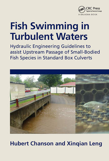 Fish Swimming in Turbulent Waters Hydraulic Engineering Guidelines to assist Upstream Passage of Small-Bodied Fish Species in Standard Box Culverts book cover