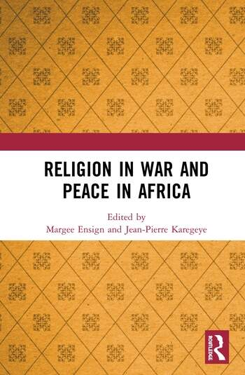 Religion in War and Peace in Africa book cover
