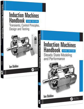 Induction Machines Handbook book cover