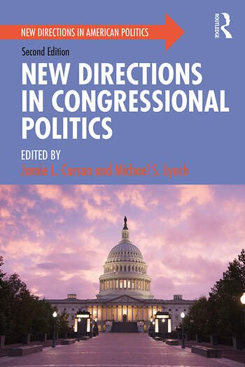 New Directions in Congressional Politics book cover