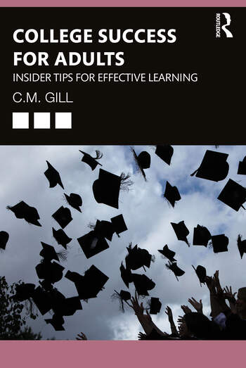 College Success for Adults Insider Tips for Effective Learning book cover