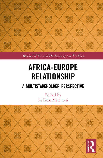 Africa-Europe Relationship A Multistakeholder Perspective book cover