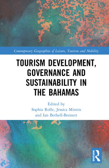 Tourism Development, Governance and Sustainability in The Bahamas book cover