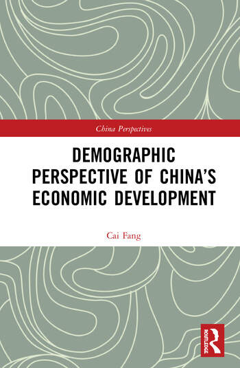 Demographic Perspective of China's Economic Development book cover