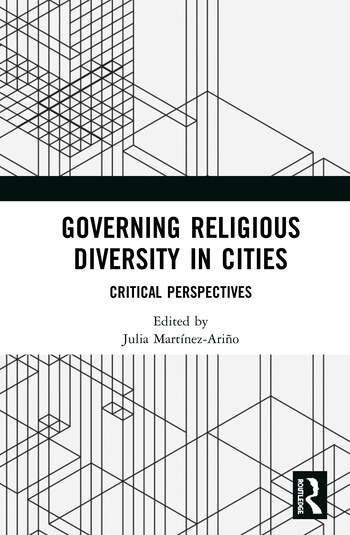 Governing Religious Diversity in Cities Critical Perspectives book cover