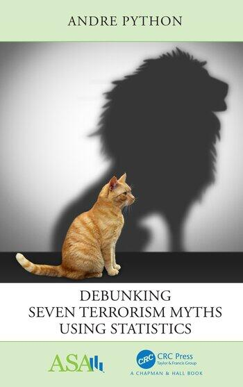 Debunking Seven Terrorism Myths Using Statistics book cover