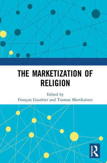 The Marketization of Religion book cover
