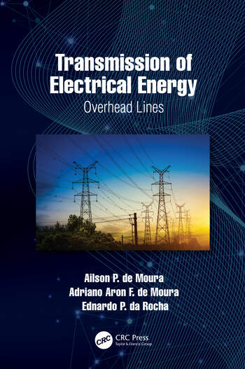 Transmission of Electrical Energy Overhead Lines book cover