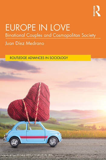 Europe in Love Binational Couples and Cosmopolitan Society book cover