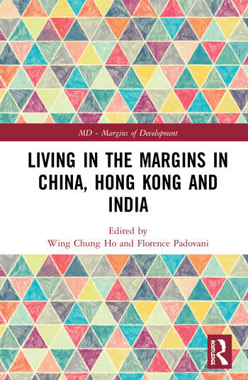 Living in the Margins in Mainland China, Hong Kong and India book cover