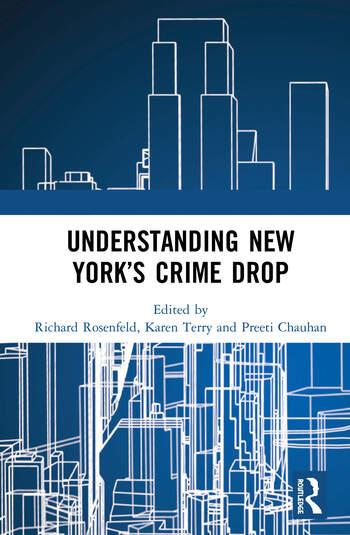 Understanding New York's Crime Drop book cover