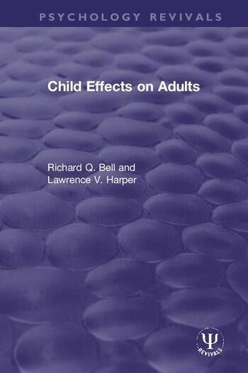 Child Effects on Adults book cover