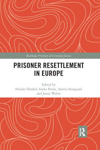 Prisoner Resettlement in Europe book cover