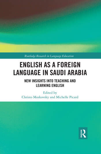 English as a Foreign Language in Saudi Arabia New Insights into Teaching and Learning English book cover