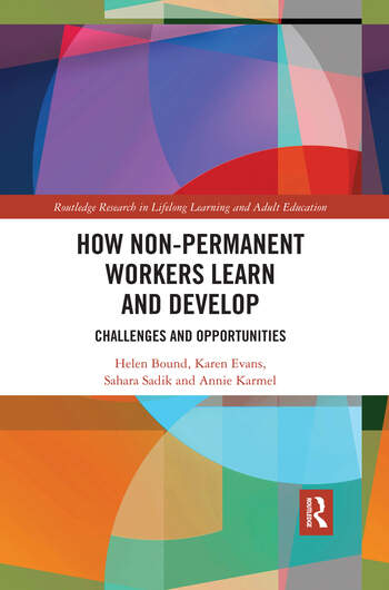 How Non-Permanent Workers Learn and Develop Challenges and Opportunities book cover