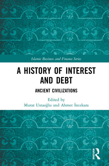 A History of Interest and Debt Ancient Civilizations book cover
