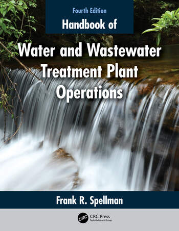 Handbook of Water and Wastewater Treatment Plant Operations book cover