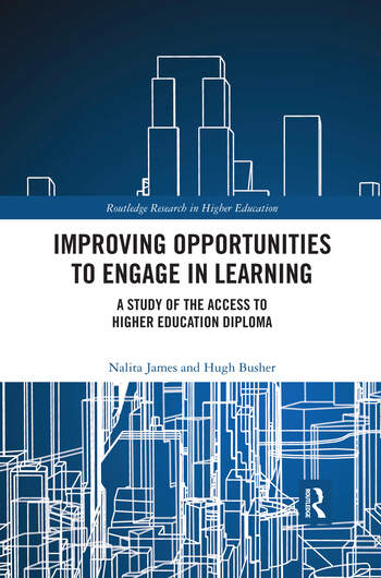 Improving Opportunities to Engage in Learning A Study of the Access to Higher Education Diploma book cover