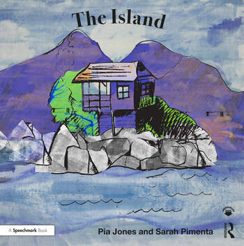 The Island For Children With a Parent Living With Depression book cover