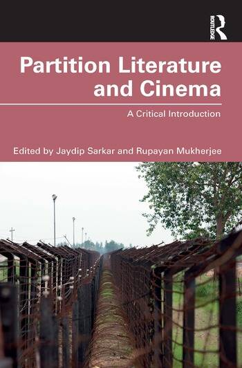 Partition Literature and Cinema A Critical Introduction book cover