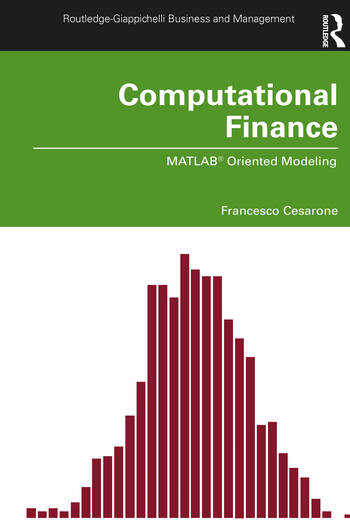 Computational Finance MATLAB® Oriented Modeling book cover