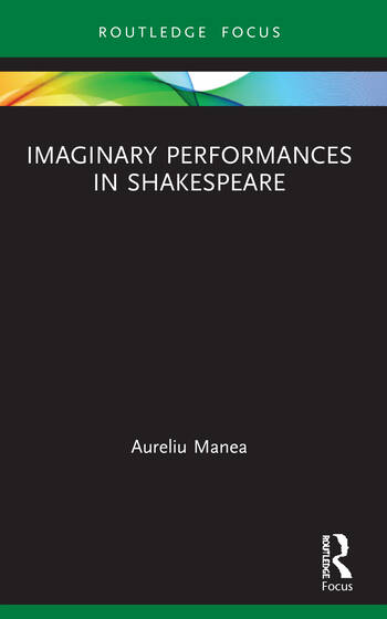Imaginary Performances in Shakespeare book cover