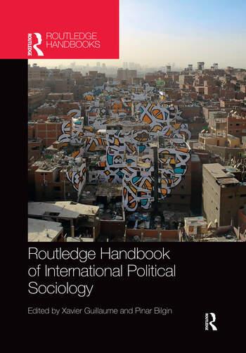 Routledge Handbook of International Political Sociology book cover