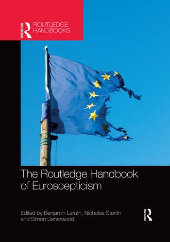 The Routledge Handbook of Euroscepticism book cover