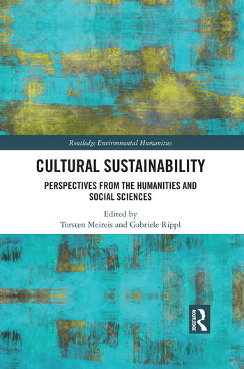 Cultural Sustainability Perspectives from the Humanities and Social Sciences book cover