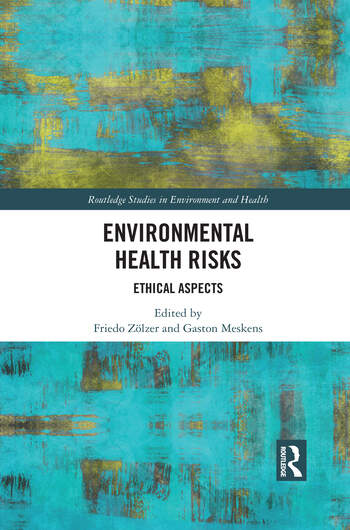 Environmental Health Risks Ethical Aspects book cover