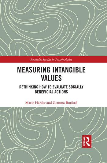 Measuring Intangible Values Rethinking How to Evaluate Socially Beneficial Actions book cover