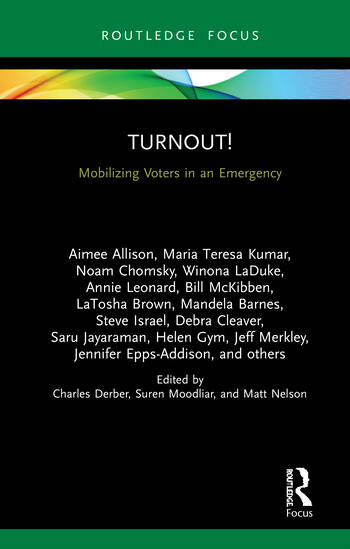 Turnout! Mobilizing Voters for an Emergency Election book cover